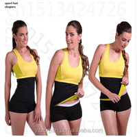Super Stretch Gym Women Neoprene Body Shaper Sauna Slimming Abdomen Belly Belt Fit Sweat Waist wholesale women body