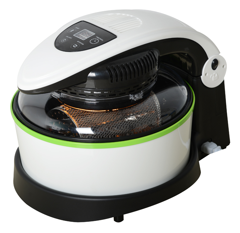 Electric deep air fryer without oil for home use
