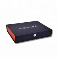 Luxury Clear Design Packaging Box for Clothes/Clothing Package/Apparel Packing