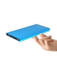 Power bank 2016! Super Slim 10000mAh Power Bank led strong light For iPhone and Tablet