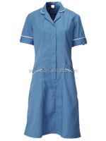 Female workwear Polyester/Cotton hospital nurse uniform