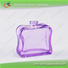 Solid Color Glass Perfume Bottle