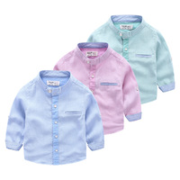 S31328W 100% Cotton pant shirt new style boy london shirt