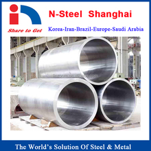 Nickel monel 500 stainless alloy steel pipe price list