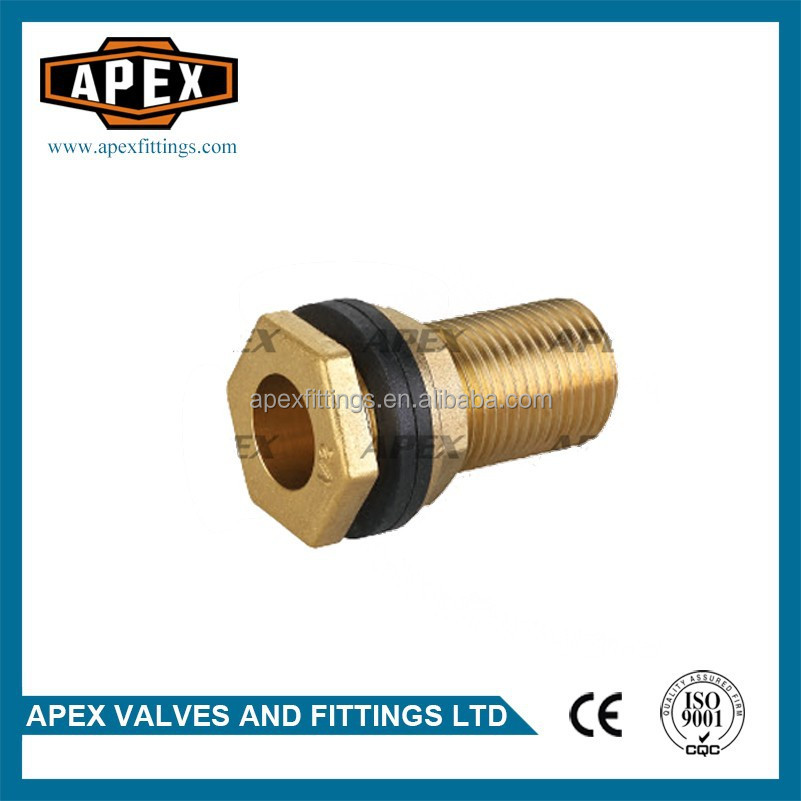 APEX Brass Water Tank Connector
