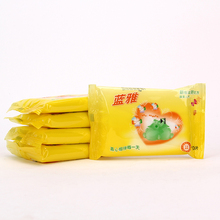10pcs wet napkins hand and face cleaning individual packing wet tissue
