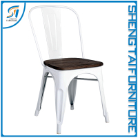 Profession made ergonomic metal bar chair for dining room