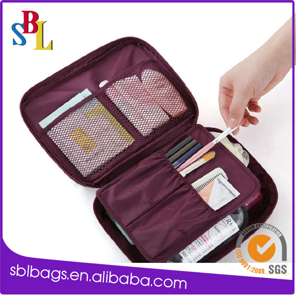 All-match Clear Travel BAG Cosmetic Carry Case Toiletry