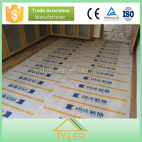 Supply Hard Floor PE Surface Protective Films/Foils/Tapes Rolls