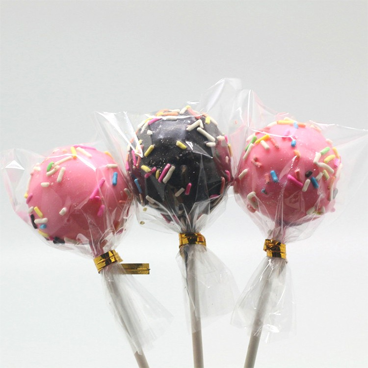 Spun sugar stick,smooth lollipop paper stick
