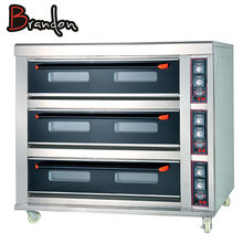 Restaurant Bakery Equipment commercial pizza ovens sale