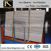 Low price white wooden marble floor tile for sale