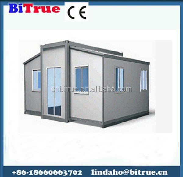 Most popular Modern Dismountable prefab shipping container homes