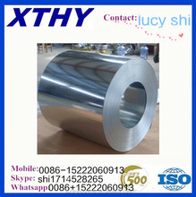 China GI / galvanized steel coil / sheet / strip for roofing steel factory