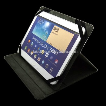 The sell like hot cakes universal tablet case leather 10.1-inch universal cover for ipad