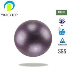 Thick Adult Exercise Inflatable PVC Yoga Ball for Core Strength
