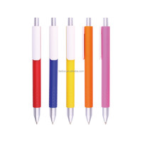 colorful fashion design alibaba school supplies wholesale top quality advertising ball pen with logo custom design pens