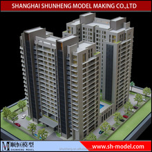 building model making with light systerm for India , architectural model making