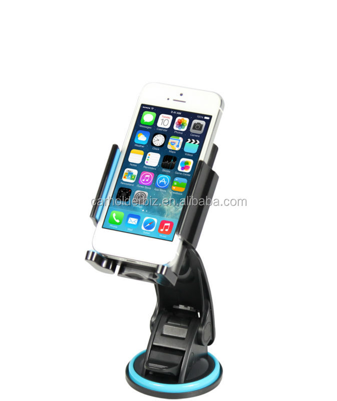 Car Mobile Phone Holder, Windshield Available, OEM and ODM Orders Welcomed