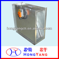 Three-way Air Volume Control Damper