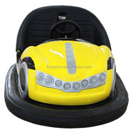 amusement park low price electric bumper cars with floor