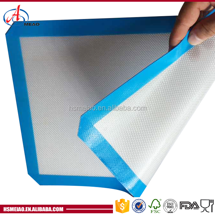 High temperature heat resistant Silicone Anti-Slip Oven Sheet