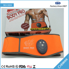BLS1024 Bodypro electronic pulse belt reduce belly fat