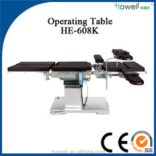 Urological Operating Table / Electric Hydraulic Comprehension Opeating Table / Surgical Instruments Operating Bed Suppliers