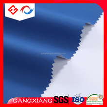 Customized 75D pongee jacquard Dobby Waterproof grip Polyester PVC Coated fabric for jacket
