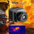 fire worker Flir infrared vue fit DJI Inspire 2 temperature testing recording infrared thermal IR camera