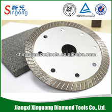 Diamond Concave Small Saw Blade