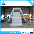 Amusement park inflatable slide , inflatable water slide
