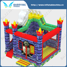 New design sharp inflatable bouncer castle for USA