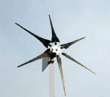Super Hornet 1000 watt wind turbine with high output