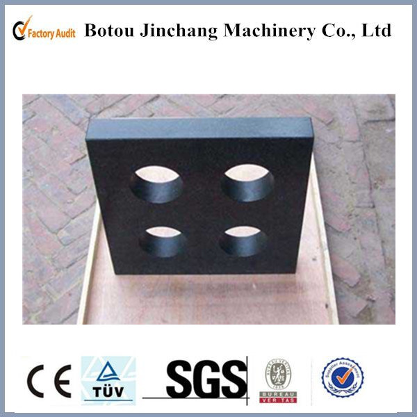 High quality inspection table granite square angle plate