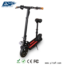 Beautiful appearance folding 2 wheel electric scooter motor