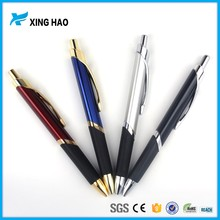 Best selling promotional metal triangle ball pen triangle shape pen for promotion and gift