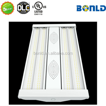 High Lumen 34000LM High Bay 4FT Linear Light 200W Led High Bay Light