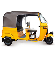 Bajaj Tricycle Tuk for Africa 125cc 200cc Three Wheelers Motorcycles