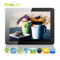 Cheapest 9.7 inch Tablet PC Motherboard OEM Tablet PC 1024*768 Bluetooth 1GB+16GB Wifi S32