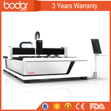 Bodor brand Fiber laser metal cutting machine for sale
