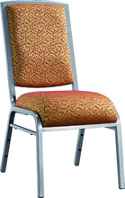 Price Steel Banquet Hall Chair Padded Church Hotel Chair
