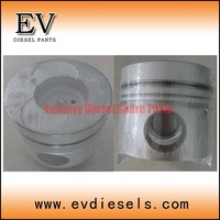 piston for NISSAN UD truck spare parts RE10 piston kit 12011-97107