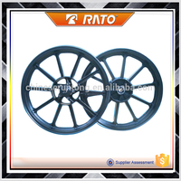 High performance 150 motorcycle alloy chrome wheel