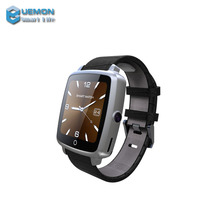 Hot sell U11C smart GSM bluetooth watch with touch HD screen