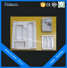 2015 hotsale product cd blister tray ,electronic plastic blister ,cosmetic packaging tray blister factory