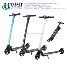 36v 250w Aluminum alloy mini electric kick scooter
