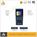 3.5inch TFT AHD and Analog Hybrid Security CCTV Tester with Led Flashlight
