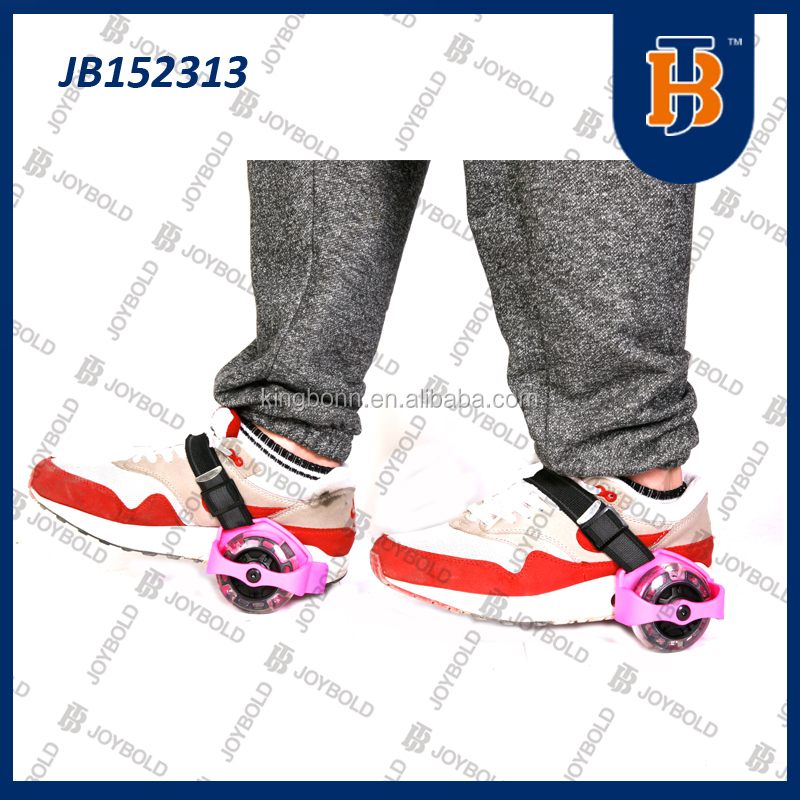 JOYBOLD High Quality Light Up Roller Skate Wheels with LED LIGHTS