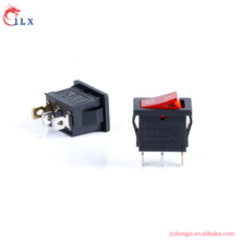 Hot Sale 3 way waterproof rocker switch t125 55